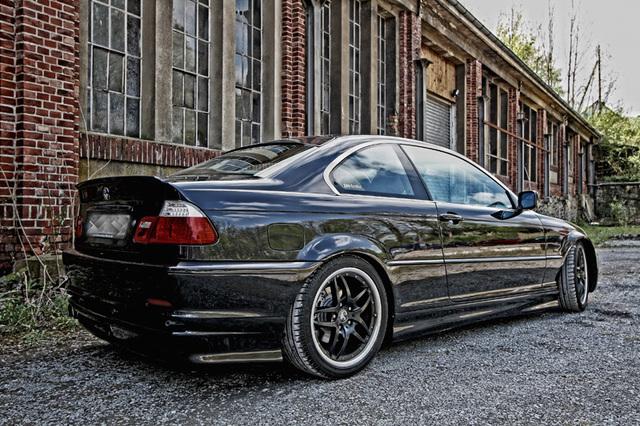 Black Scorpion - 3er BMW - E46