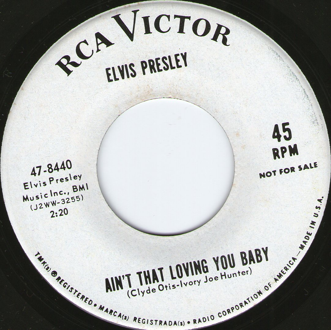 Ask Me / Ain't That Loving You Baby Img1377rdmv