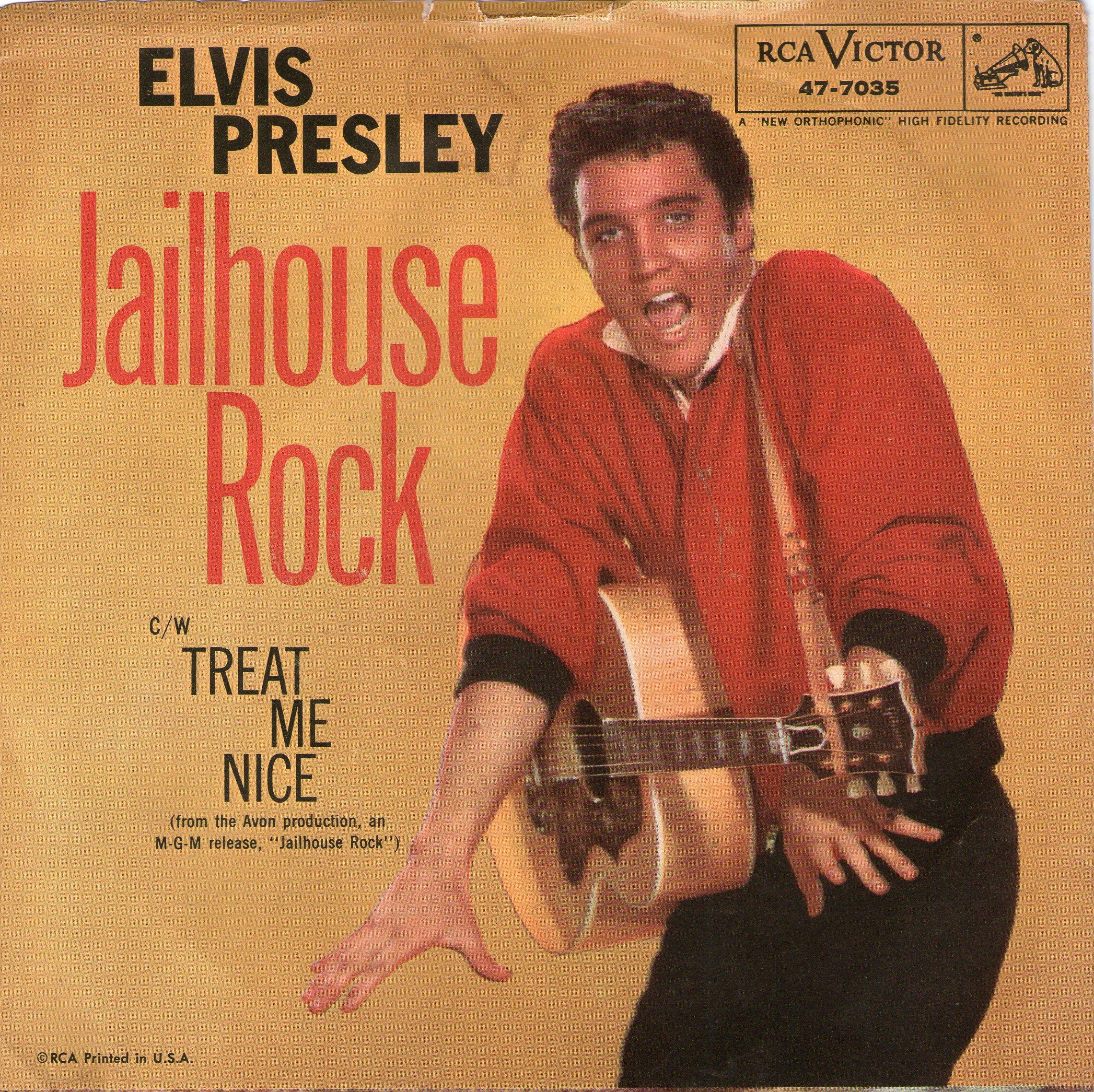 Jailhouse Rock / Treat Me Nice Img222pmu36