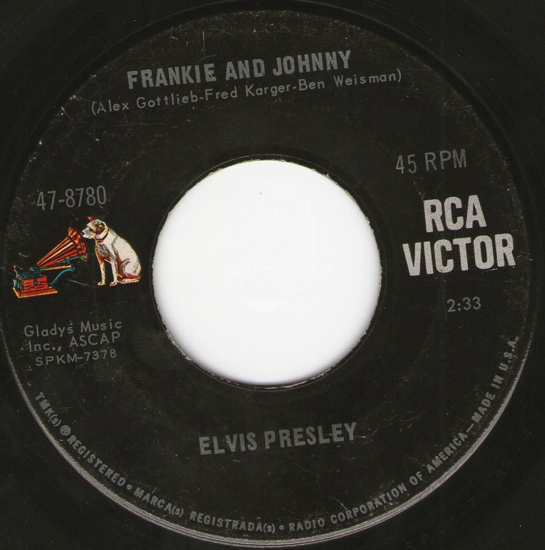 Frankie and Johnny / Please Don't Stop Loving Me Img25888s1g