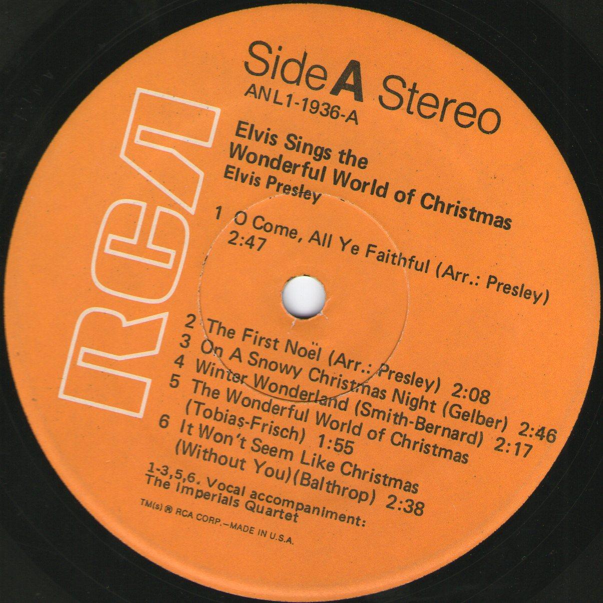 ELVIS SINGS THE WONDERFUL WORLD OF CHRISTMAS Img43901sz1