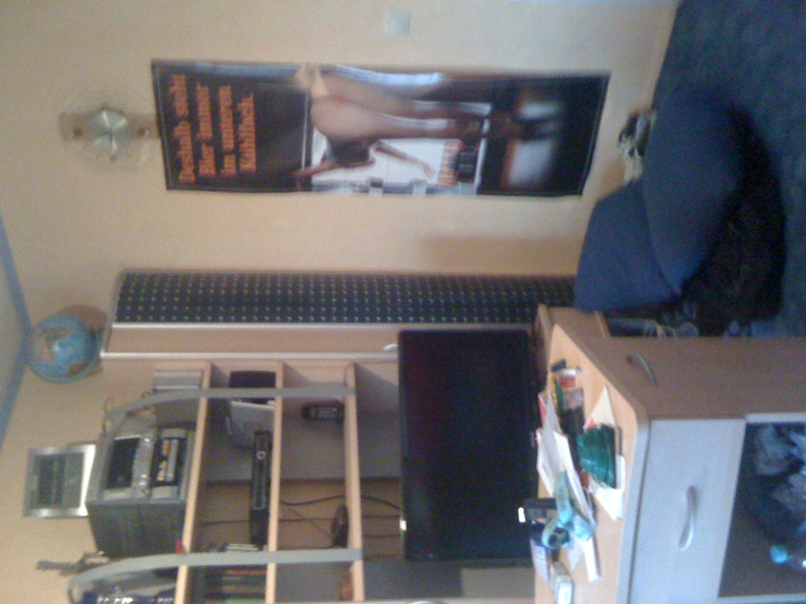 zeigt her euer zimmer pc raum arbeits schlafzimmer. Black Bedroom Furniture Sets. Home Design Ideas