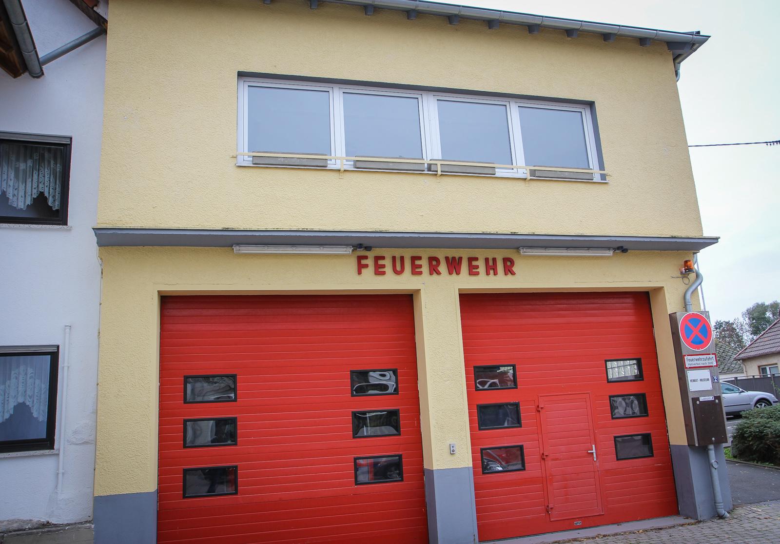 Delkenheim - Symbol des Vereinslebens: Feuerwehr