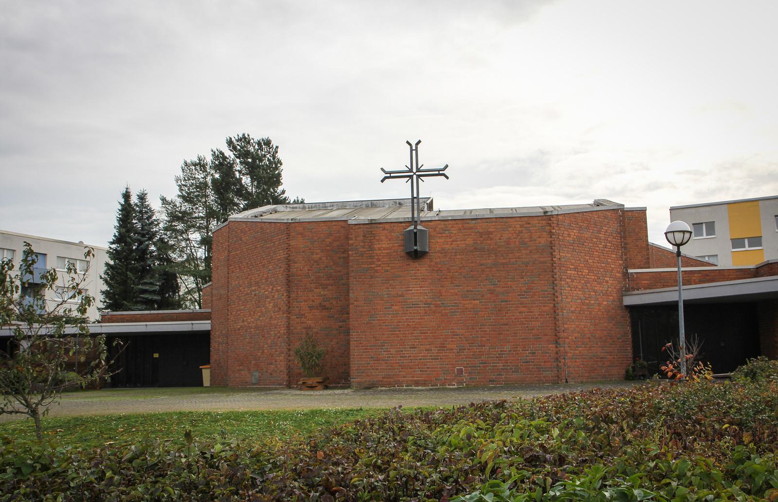 Delkenheim - katholische Kirche St. Stephan