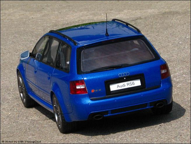 Audi a6 rs6 avant modelcarforum - Mobel umlackieren ...