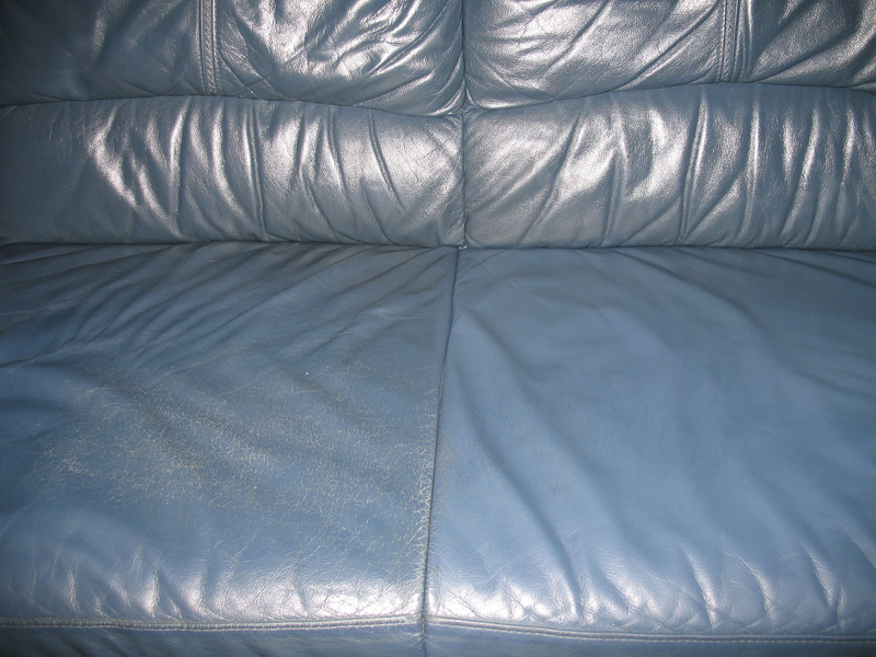 leicht mitgenommenes ledersofa mal 50 50 pflegen polster und lederpflege. Black Bedroom Furniture Sets. Home Design Ideas