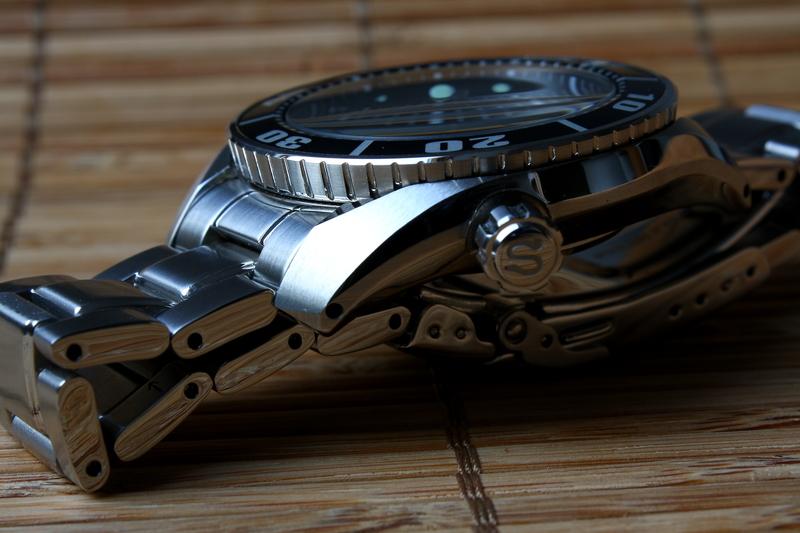 [Erledigt] SEIKO SBDC001 (black SUMO) mit MM300-Schließe - UhrForum