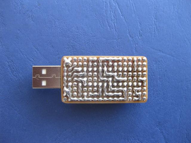 1x USB SPI NAND FLASHER в виде