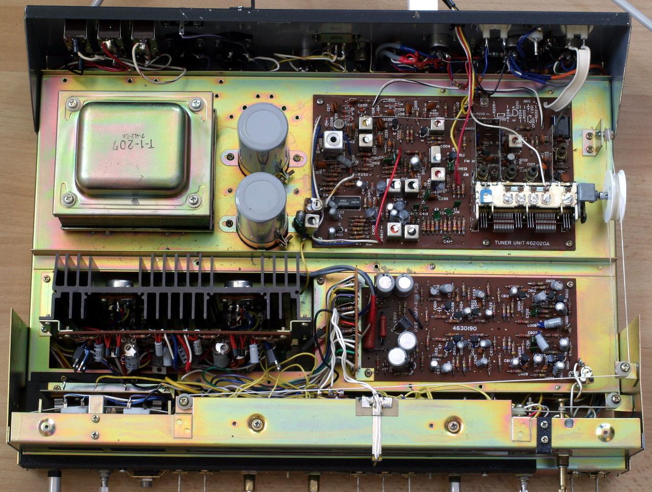 Nikko Sta 8080 Toller Receiver Feiner Zustand Technisch