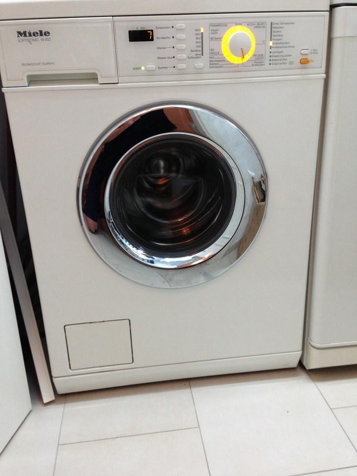 miele softtronic w452s wps w 452 waschmaschine frontlader w452 ebay. Black Bedroom Furniture Sets. Home Design Ideas