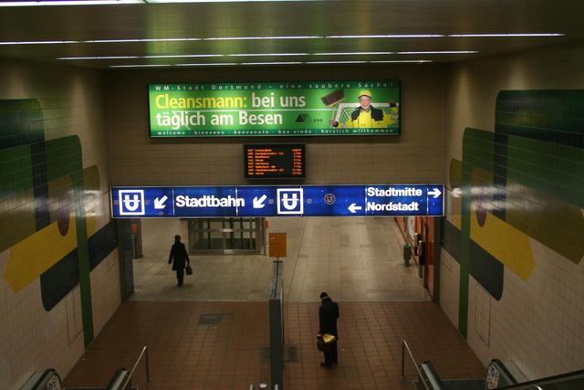 Dortmund Hauptbahnhof Umbau I Ba Archiv Deutsches