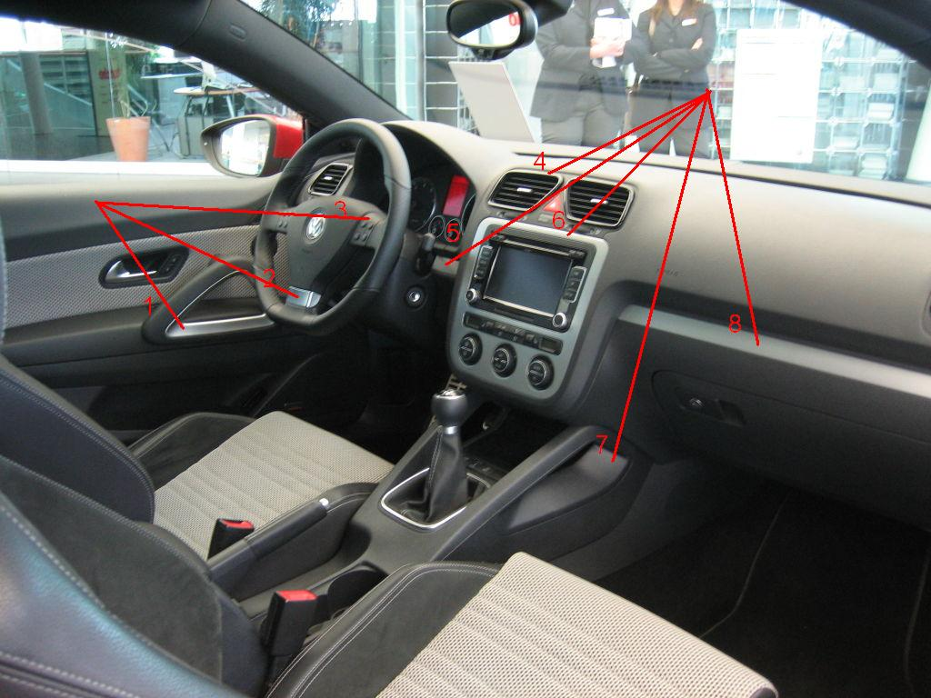 interieur scirocco image interieur volkswagen scirocco r volkswagen der neue vw scirocco. Black Bedroom Furniture Sets. Home Design Ideas