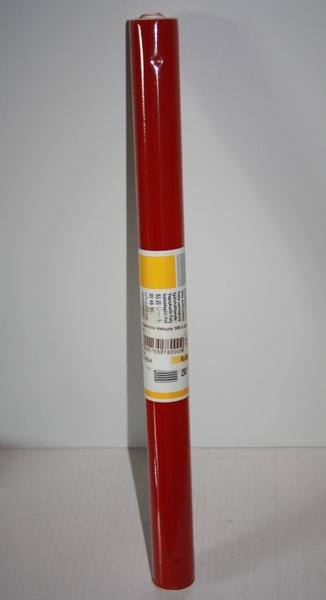 Alkor deco design klebefolie velours 100x45 cm rot 1qm 11 for Klebefolie rot