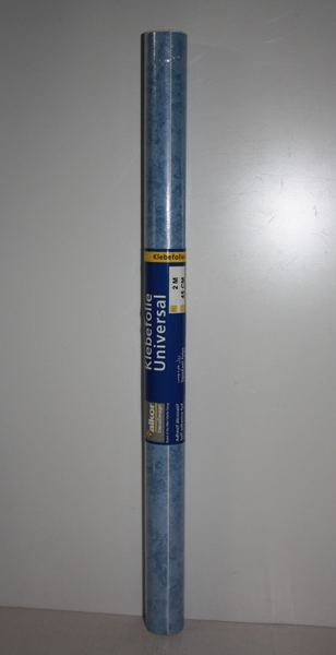 Alkor deco design klebefolie dekor 200x45 cm blau 1qm 5 54 for Klebefolie dekor