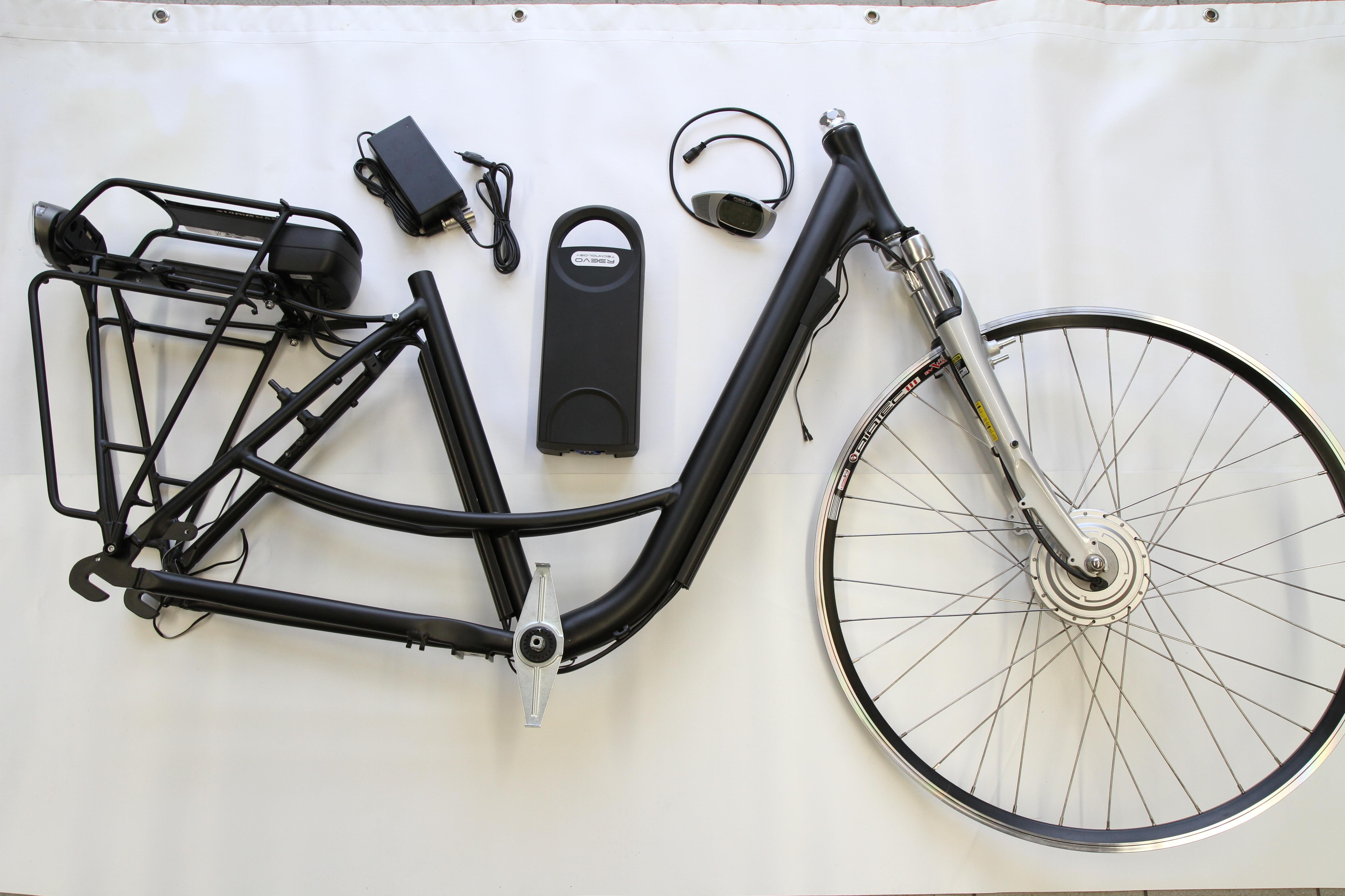 umbausatz e bike pedelec 36 volt thun velo comfort mit e. Black Bedroom Furniture Sets. Home Design Ideas