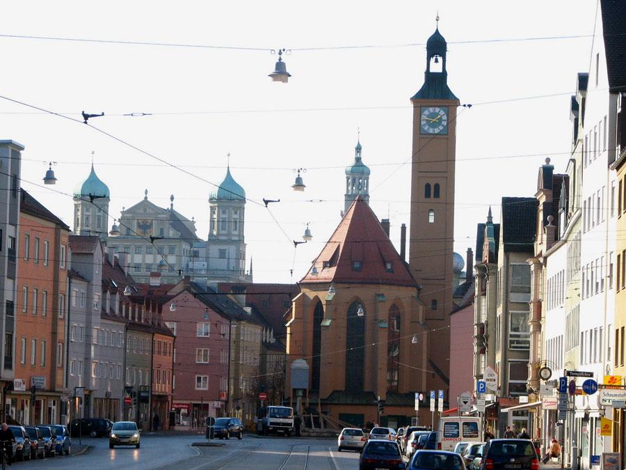 Augsburg - Page 4 - BY / Reg.bez. Schwaben - Architectura