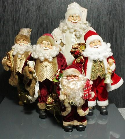 Weihnachtsmann Figur Nostalgisch Bestseller Shop Mit Top
