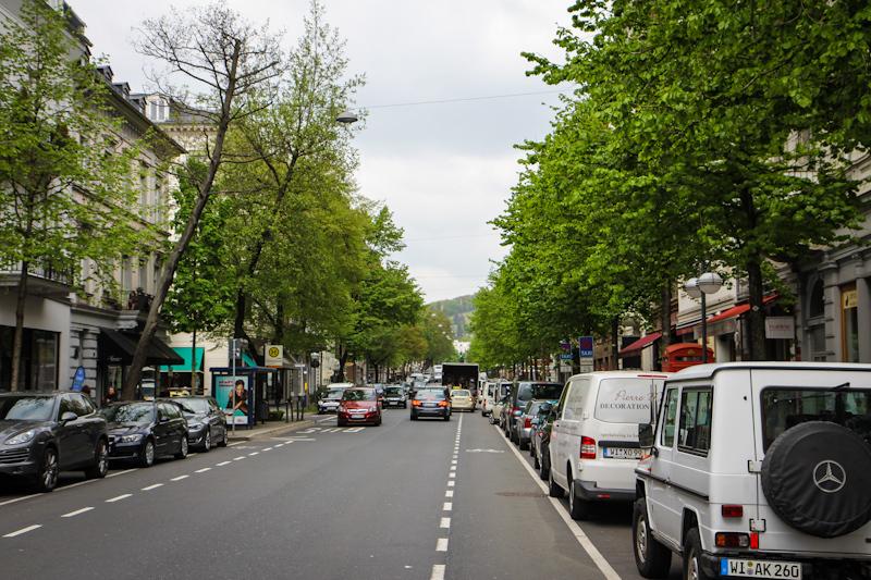 Stadtspezial Mitte - die Taunusstraße