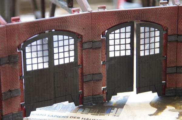 baubeginn des bw bericht bw abend arbeiten railroad24. Black Bedroom Furniture Sets. Home Design Ideas