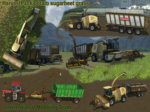 IMT Harvest Pack v 1.0