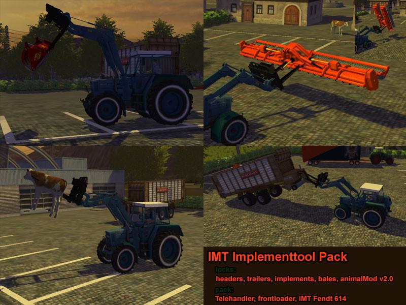 IMT ImplementtoolPack v 1.0