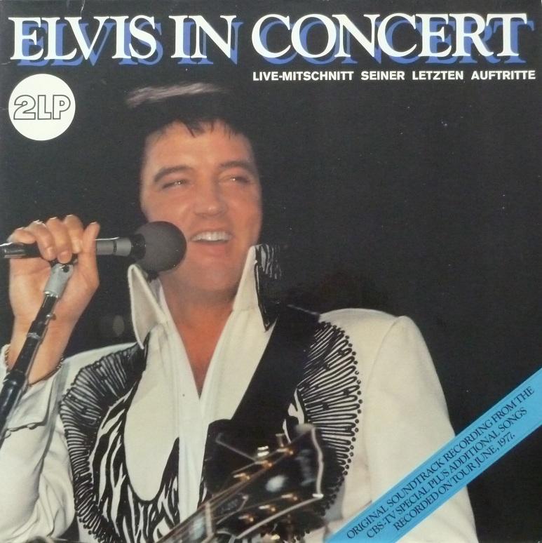ELVIS IN CONCERT  Inconcertfront9l71d