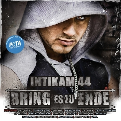Cover: Intikam 44 - Bring es zu Ende (2011)