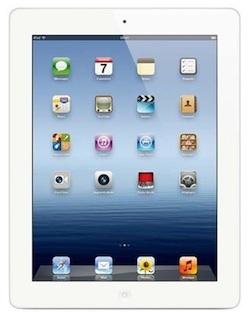 iPad 4 Retina Display 16GB Wifi