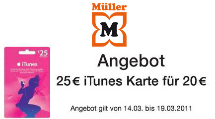 itunes gutschein angebot. Black Bedroom Furniture Sets. Home Design Ideas