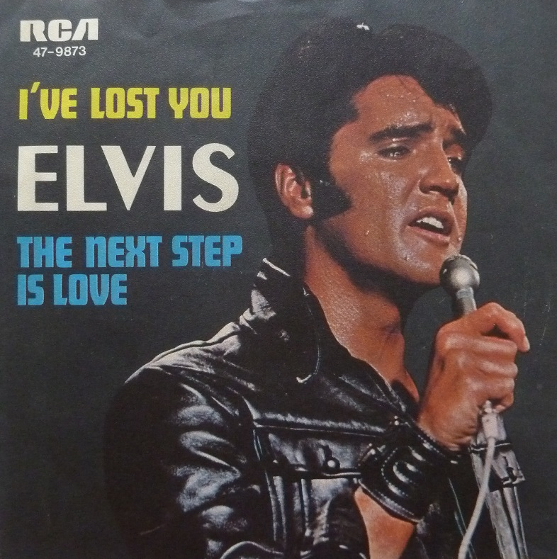 I´ve Lost You / The Next Step Is Love Ivelostyoufrontefuxl
