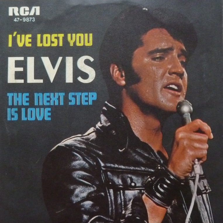 I´ve Lost You / The Next Step Is Love Ivelostyourckseitequ7du