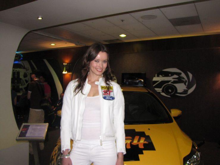Dziewczyny z Targów E3 2012 7