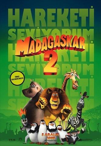 Madagaskar 2 indir