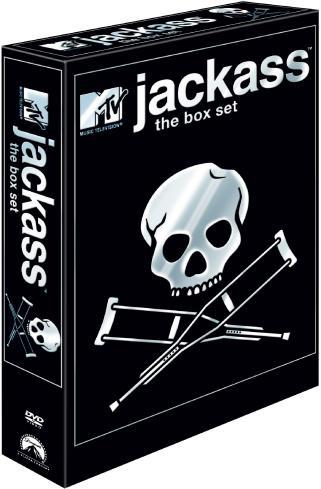 Jack ass tv series dvd