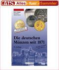 Kurt Jaeger Die deutschen Münzen seit 1871