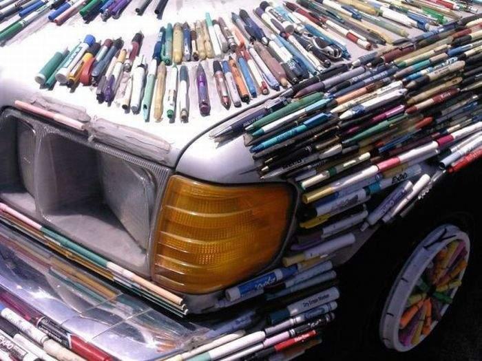 Mercedes Pens (sic!) 9