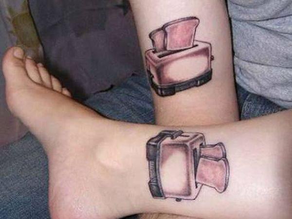 Tatuaże dla par 6