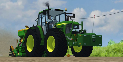 John Deere 6830 Premium