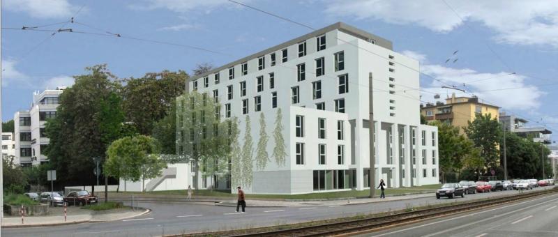 Amtsgericht Nürnberg Flaschenhofstr bereich hauptbahnhof marienvorstadt deutsches architektur forum
