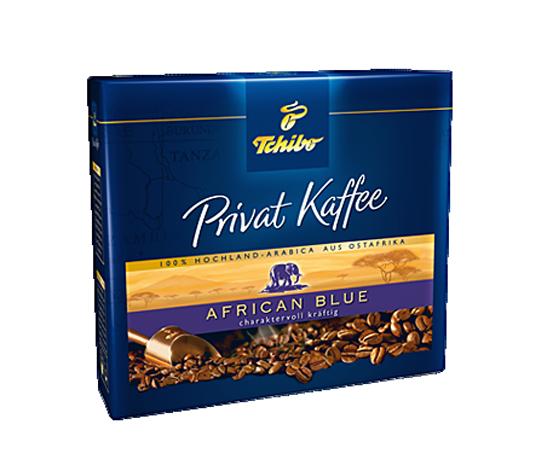 Kaffee von Tchibo
