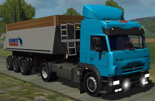 камиони  Kamazjlowpmq9