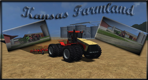 Kansas Farmland Map