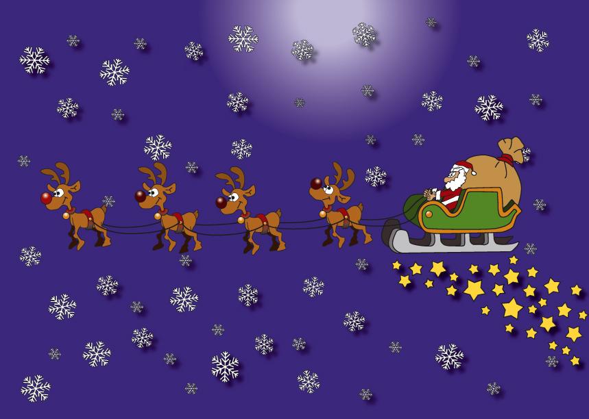 Weihnachtskarte der etwas anderen art d psd for Photoshop weihnachtskarte