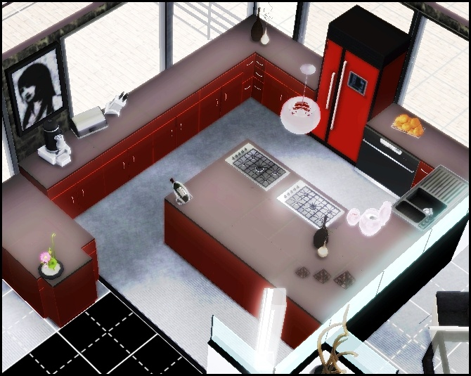 Beautiful Sims 3 Wohnzimmer Modern Pictures - Unintendedfarms.us ...