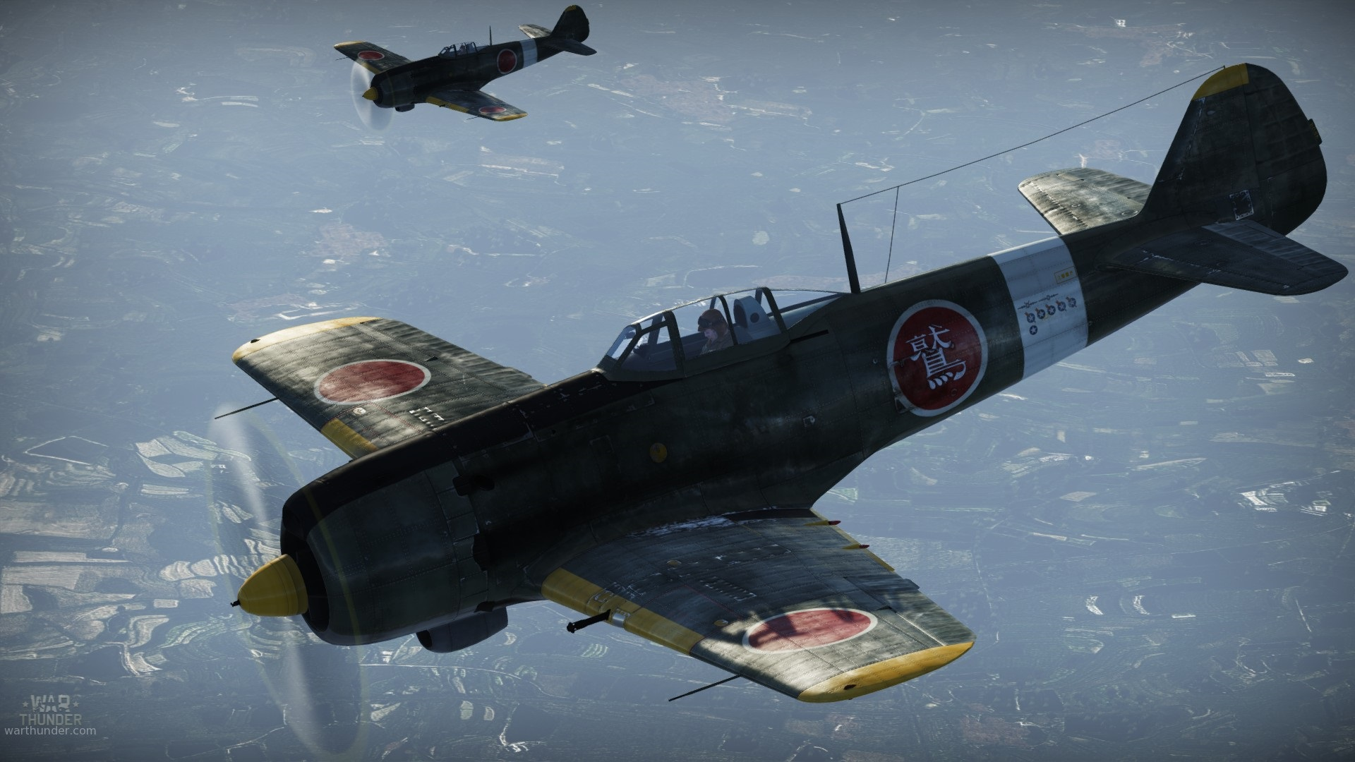 war thunder how to fix plane movement
