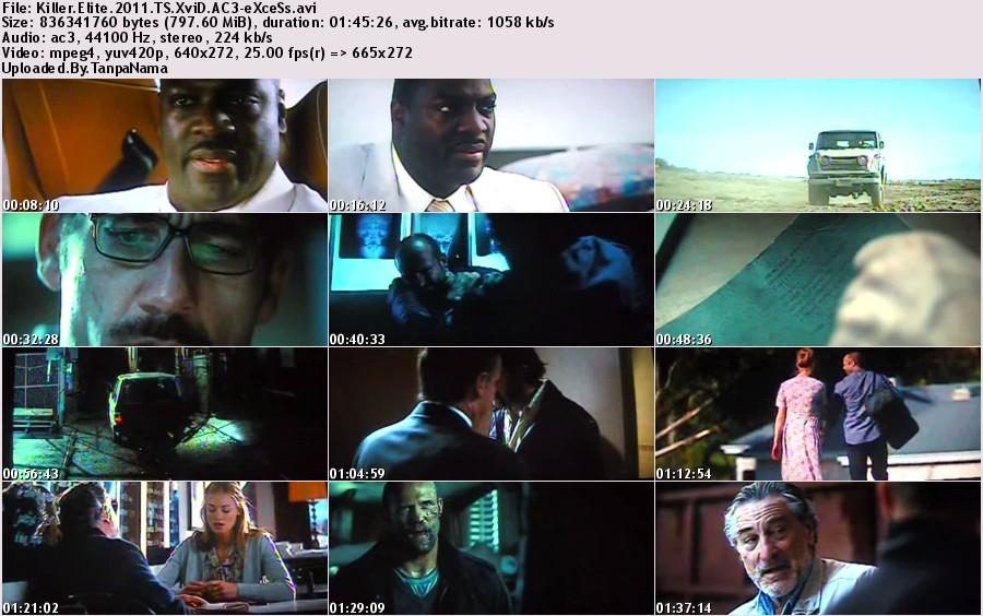 Killer Elite (2011) TS XviD AC3-eXceSs Killer.elite.2011.ts.xolvy