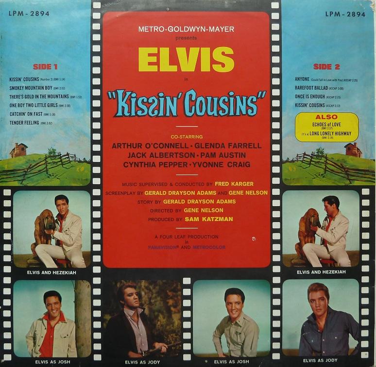 KISSIN`COUSINS Kissincoussinslpm66rcktbza