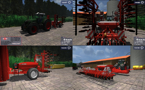 Kuhn Moduliner Solo ML 2800