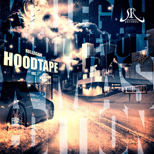 Cover: Kollegah - Hoodtape Vol.1 X-Mas Edition (2010)