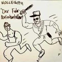 Cover: Kollegah - Der Fahrkartenkontrolleur (2013)